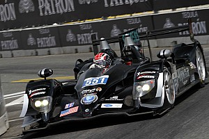ALMS Qualifying report Briscoe and Level 5 win pole for Grand Prix of Baltimore