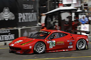 ALMS Qualifying report Risi face a street fight for success in Baltimore