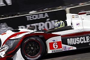 ALMS Race report Michelin sweeps on the Baltimore streets
