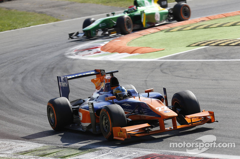 Quaife-Hobbs claims maiden victory in Monza