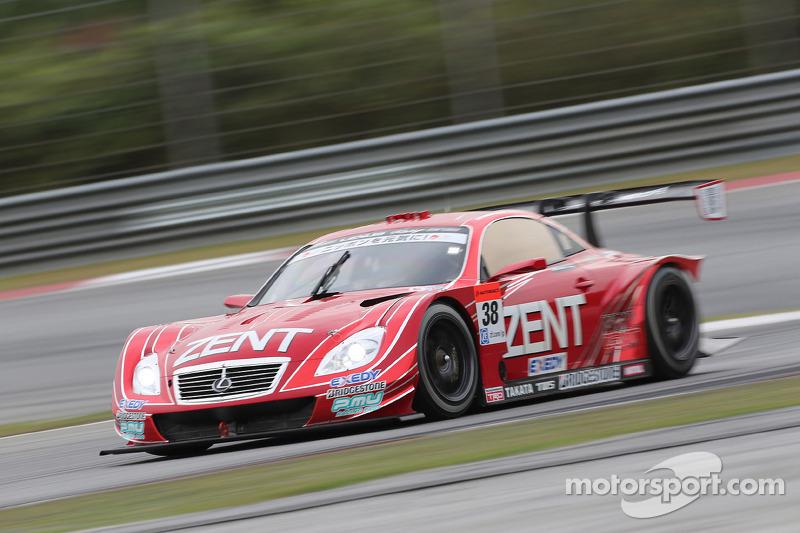 Tachikawa and Hirate take victory in Fuji GT 300km