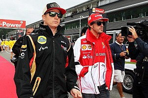 Formula 1 Commentary Raikkonen will make a formidable teammate for Alonso