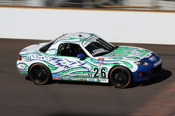 Freedom Autosport 1-2 at Mazda Raceway for 3rd consecutive year