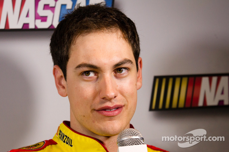 "Logano: ""I deserve to be in the Chase"""