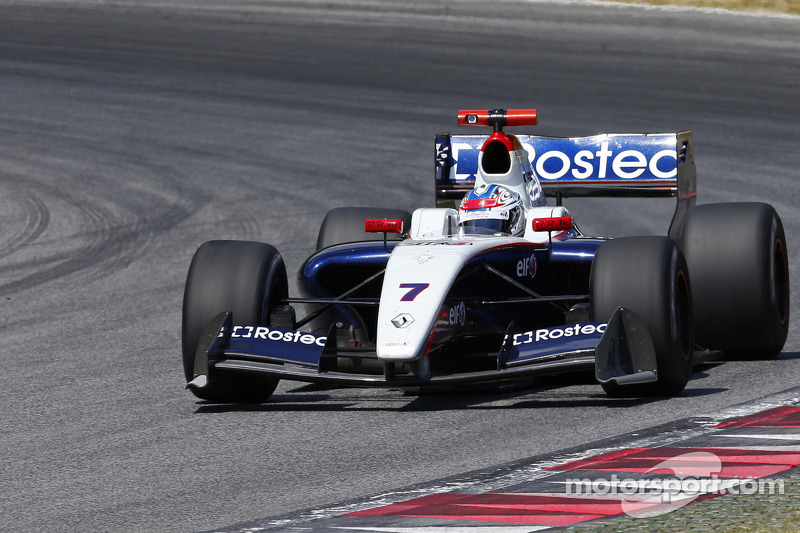 Podium finish for I.S.R. and Sirotkin in Budapest