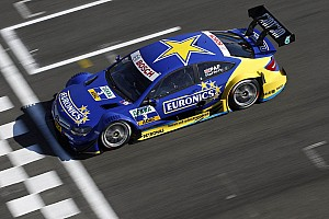 DTM Race report Gary Paffett finishes sixth at special anniversary race at Oschersleben