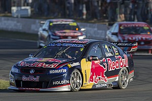 Supercars Race report Whincup and Dumbrell win first Pirtek Enduro Cup race at Sandown
