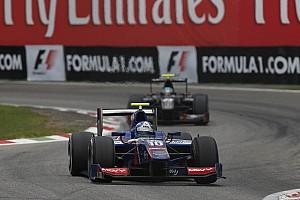 GP2 Preview Jolyon Palmer eyes Singapore success this weekend
