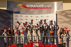 ALMS Race report Muscle Milk picks up seventh win in a row at COTA