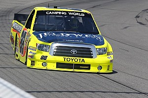 NASCAR Truck Preview Crafton looking for elusive Vegas win