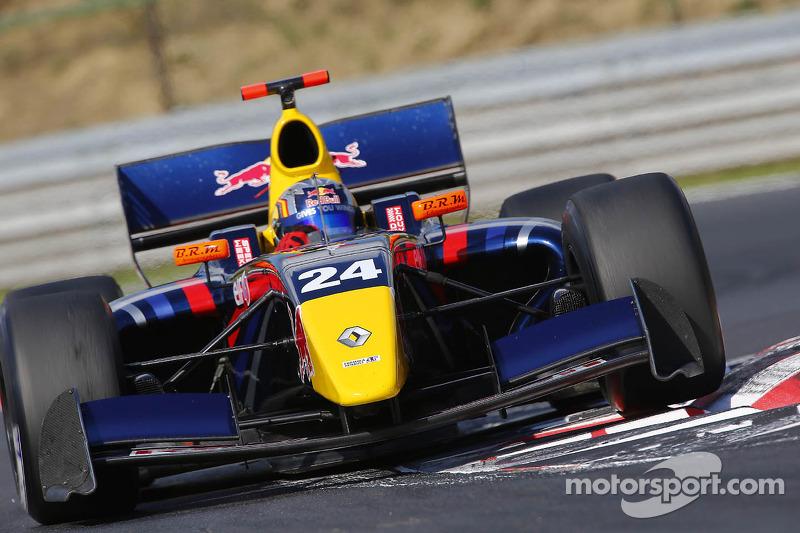 Top ten result for Zeta Corse on practice day