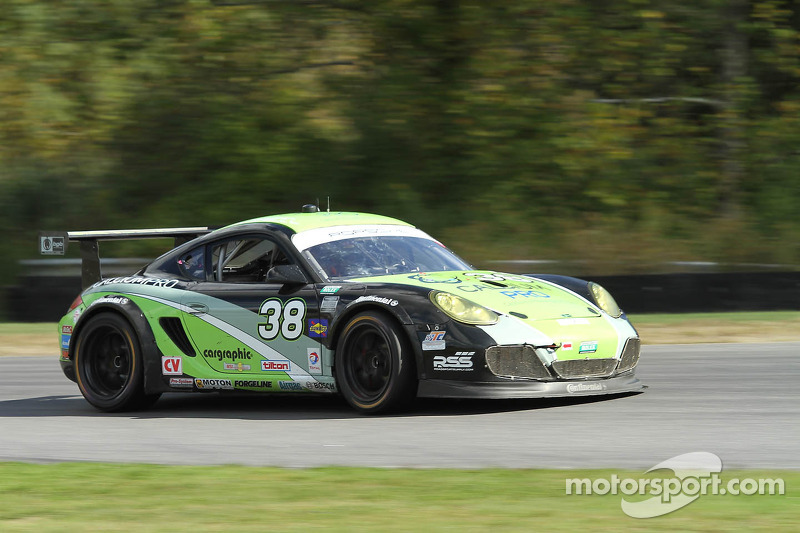Curran, Aschenbach co-drive to GT victory at Lime Rock Park