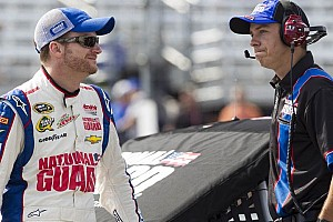 NASCAR Cup Commentary Familiarity breeds success for Dale Earnhardt Jr., No. 88 team