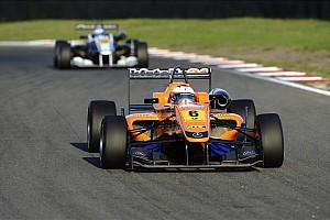 F3 Europe Race report Felix Rosenqvist wins - battle for the title is open again at Zandvoort