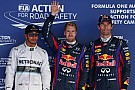 Vettel on top for his third-consecutive pole, this time in Korea