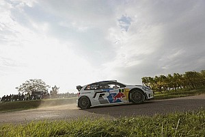 WRC Leg report Latvala leads French thriller