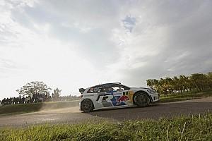 WRC Leg report Latvala leads French thriller