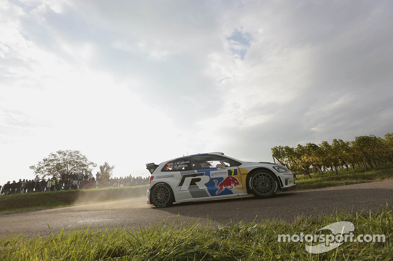 Latvala leads French thriller