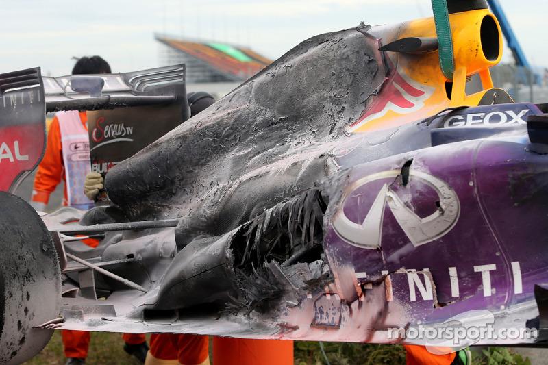 Mixed results for Infiniti Red Bull Racing at Korea