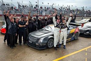 PWC Race report O'Connell and Aschenbach win at Houston, claim Drivers' Championships
