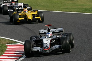 Formula 1 Preview History waits for McLaren at Suzuka