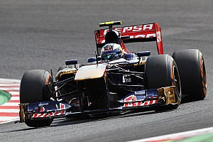 Formula 1 Qualifying report Mid-field results by STR in Japanese qualifying