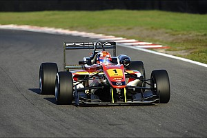 F3 Europe Race report Marciello re-increases the gap at the Autodromo Piero Taruffi