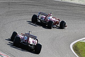 Formula 1 Race report Precious points for the Scuderia Ferrari at Suzuka