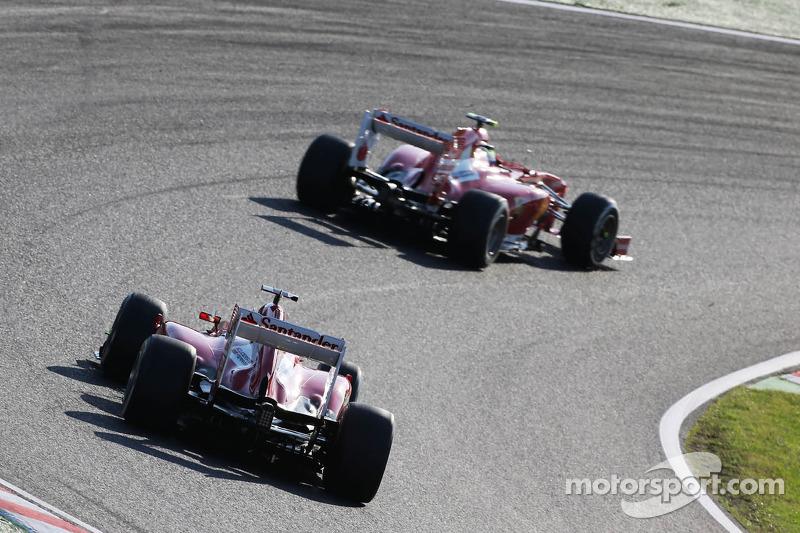 Precious points for the Scuderia Ferrari at Suzuka