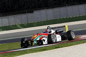 F3 Europe Race report Marciello wins race 3 over Derani and Sims at Vallelunga
