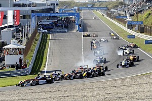 F3 Europe Special feature Marciello vs. Rosenqvist for the title