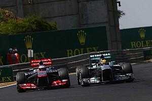 Formula 1 Breaking news McLaren not expecting poor Mercedes service