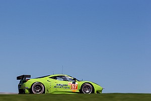 WEC Testing report Krohn Racing had extensive program on practice day in Fuji