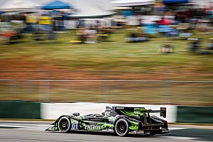 ALMS Qualifying report Petit Le Mans P2 pole for ESM Patrón