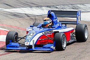 Indy Lights Breaking news Pro Mazda champion joins United Fiber & Data for 2014 Indy Lights entry