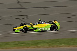IndyCar Race report Pagenaud clinches 3rd in IndyCar championship