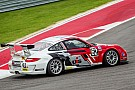 Snow brought home the Porsche GT3 Cup team title at Road Atlanta