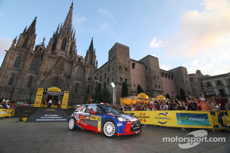 Kubica secures WRC 2 title in Spain