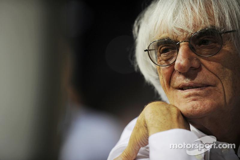 Ecclestone tips Brawn to leave Mercedes