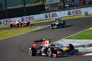 Formula 1 Breaking news Vettel not ready to lift throttle in 2013