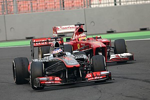 Formula 1 Preview Vodafone McLaren Mercedes takes Indian momentum to Abu Dhabi