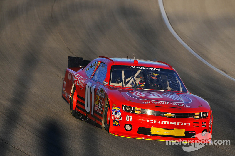Wallace finishes 25th in Texas