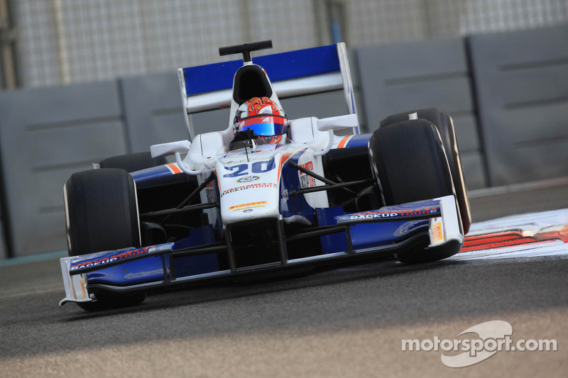 Marciello Raffaele tops Day 1 of Abu Dhabi post-season testing
