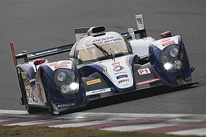 WEC Qualifying report Toyota and G-Drive Racing celebrate in China