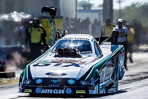 NHRA Qualifying report Force No. 1 at Auto Club finals