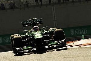 Formula 1 Breaking news Kovalainen admits 2014 Caterham seat likely