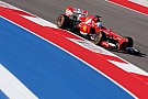 Alonso quickest at COTA in stop-start FP1