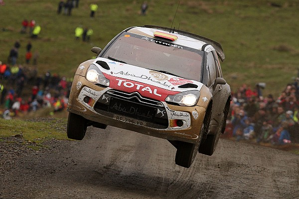 Sordo continues fightback in Wales