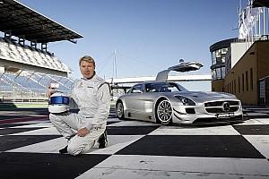 GT Breaking news AMG and Erbus Motorsport unite icons in Macau