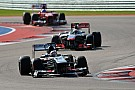 Sauber's Hulkenberg finished in sixth at COTA